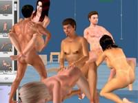 3dsexvilla poses sexuales virtuales